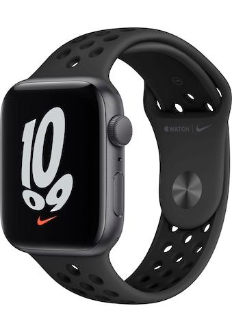 Apple Smartwatch »Watch Nike SE GPS, 44 mm«, (Watch OS 7) kaufen