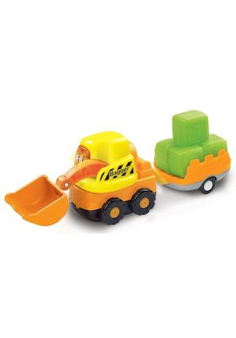 Vtech® Spielzeug-Bagger »Tut Tut Baby Flitzer Bagger und Anhänger« kaufen