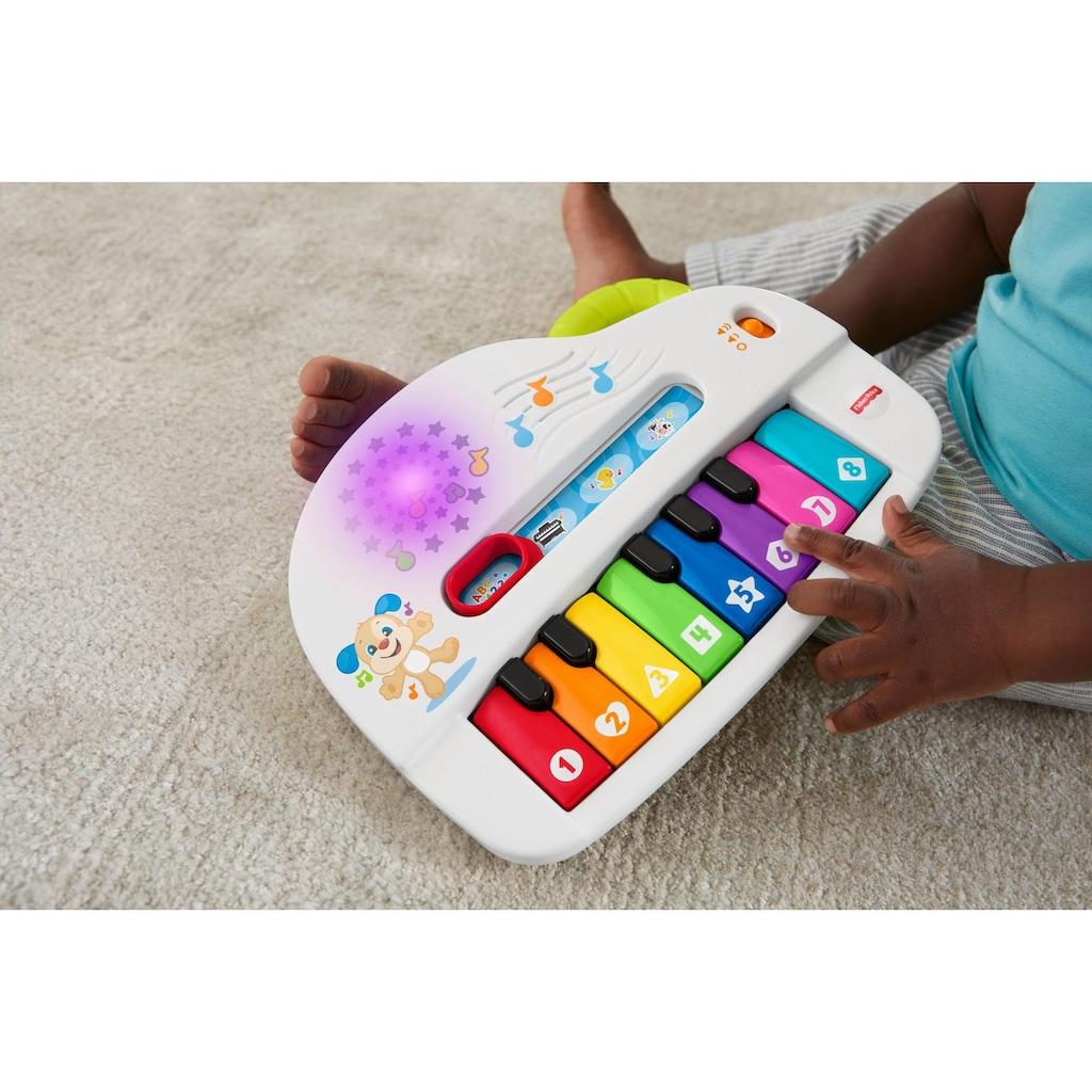 Fisher-Price® Spielzeug-Musikinstrument »Babys erstes Keyboard«