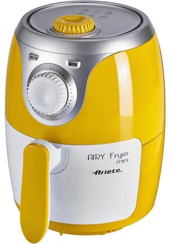 Ariete Heissluftfritteuse »Air Fryer 4615GE«, Fassungsvermögen 0,4 kg kaufen