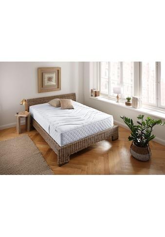 my home Kaltschaummatratze »ProVita De Luxe Top KS«, (1 St.), mit integrierter Latexauflage (RG 55), Alle Größen (bis 100x200) & Härtegrade = 1 Preis! kaufen