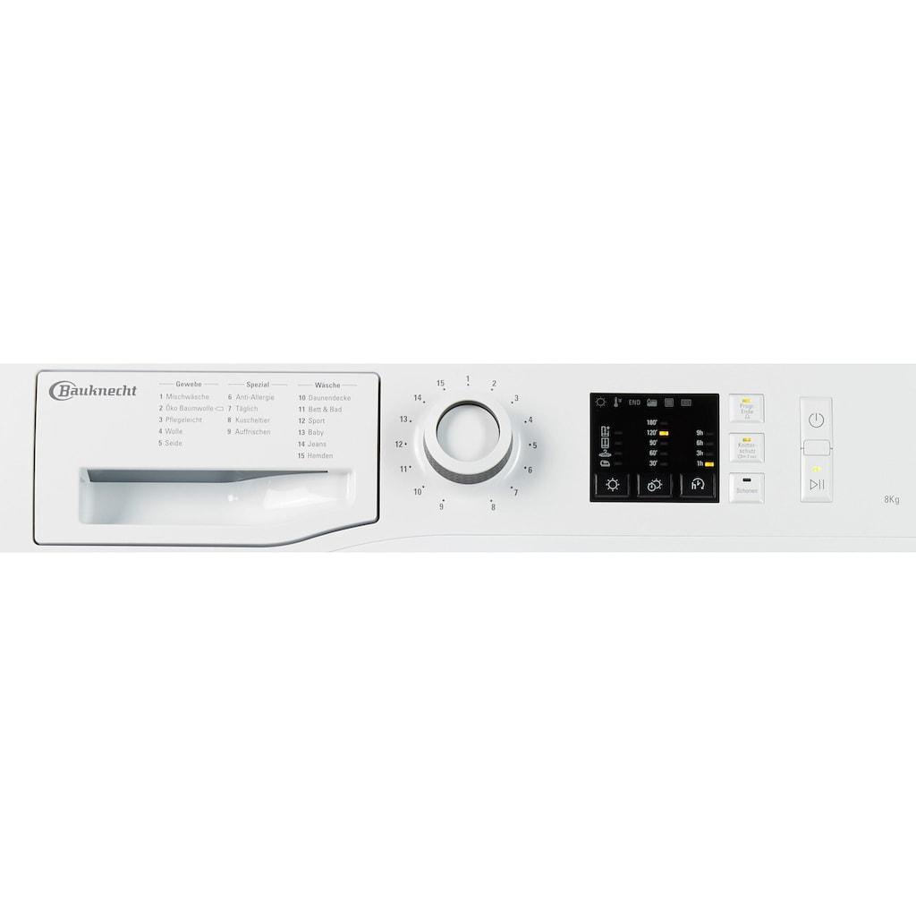 BAUKNECHT Kondenstrockner »T SOFT CM10 8BWK DE«