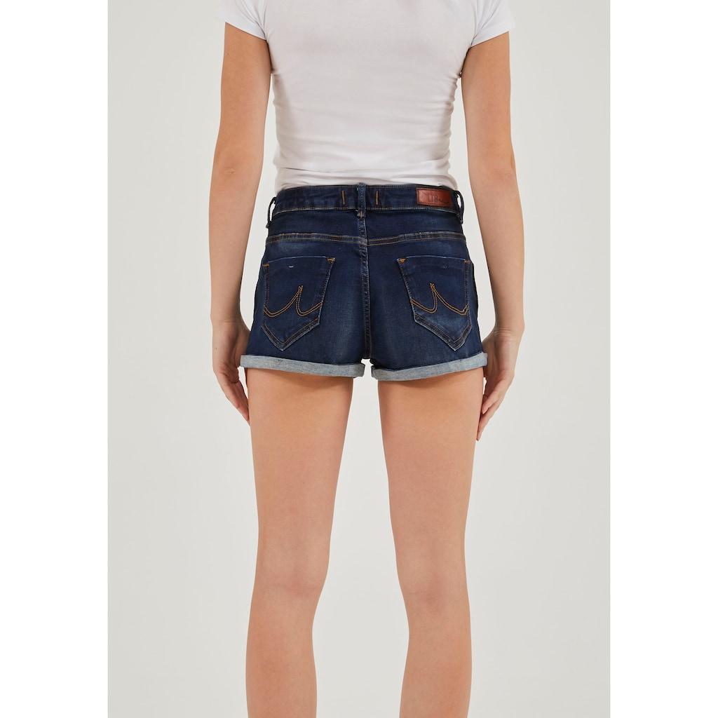 LTB Shorts »JUDIE«, Jeans Shorts Low Waist