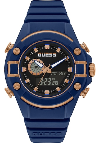 Guess Digitaluhr »G FORCE, GW0269G2« kaufen