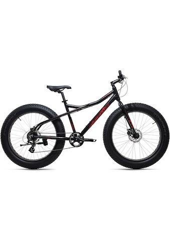 KS Cycling Fatbike »SNW2458«, 8 Gang, Shimano, Altus Schaltwerk, Kettenschaltung kaufen