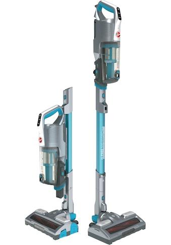 Hoover Akku - Hand - und Stielstaubsauger »H - FREE 500 Hydro, HF522YSP Akku - Staubsauger, 2 in 1, Saugen & Wischen, Laufzeit bis zu 45 Min., beutellos, kompakt,«, Schnellladen kaufen