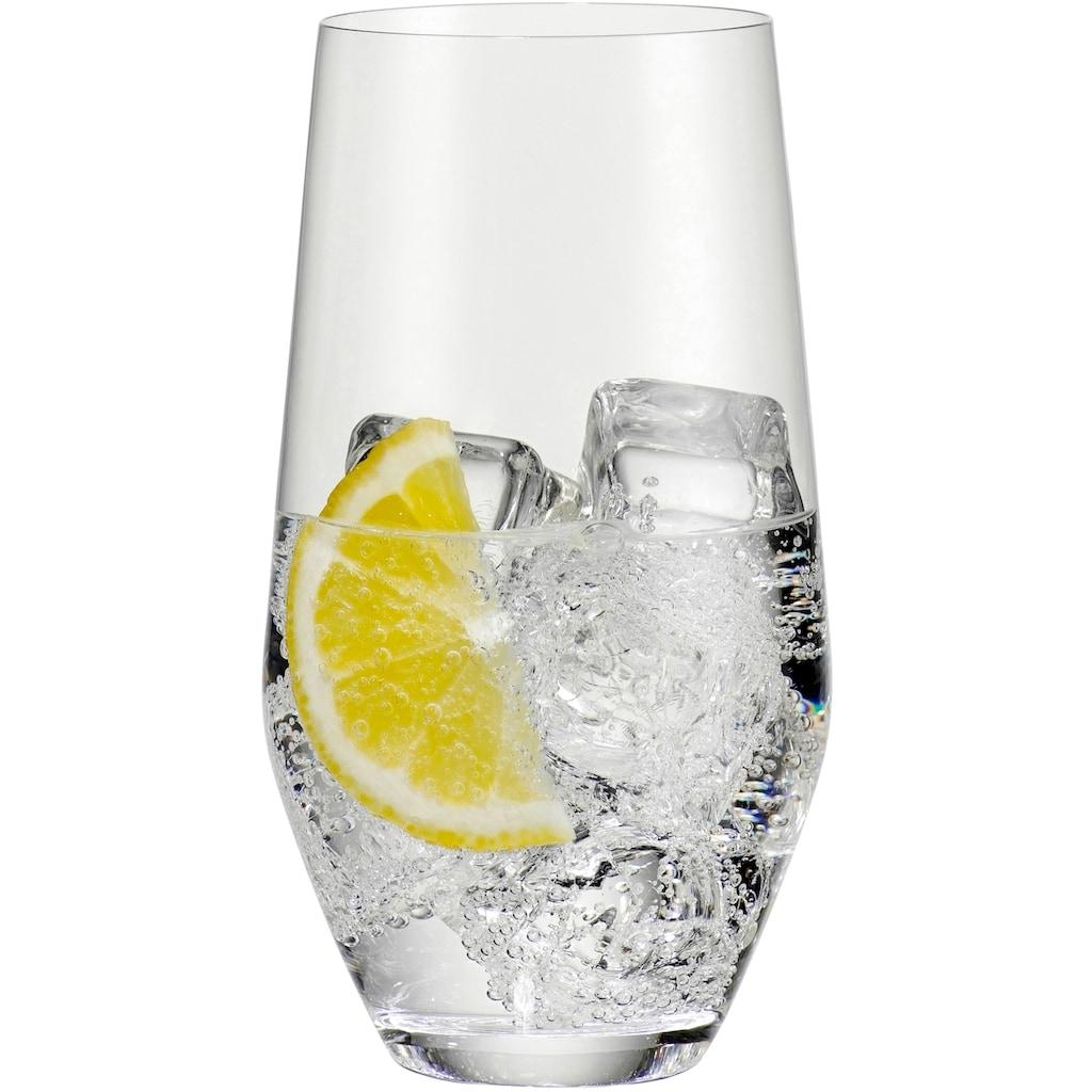 BOHEMIA SELECTION Gläser-Set, (Set, 24 tlg., 6 Rotweinkelche, 6 Weißweinkelche, 6 Sektkelche, 6 Becher)