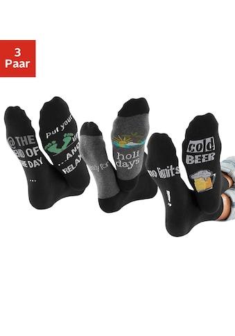 H.I.S Socken (3 Paar) kaufen