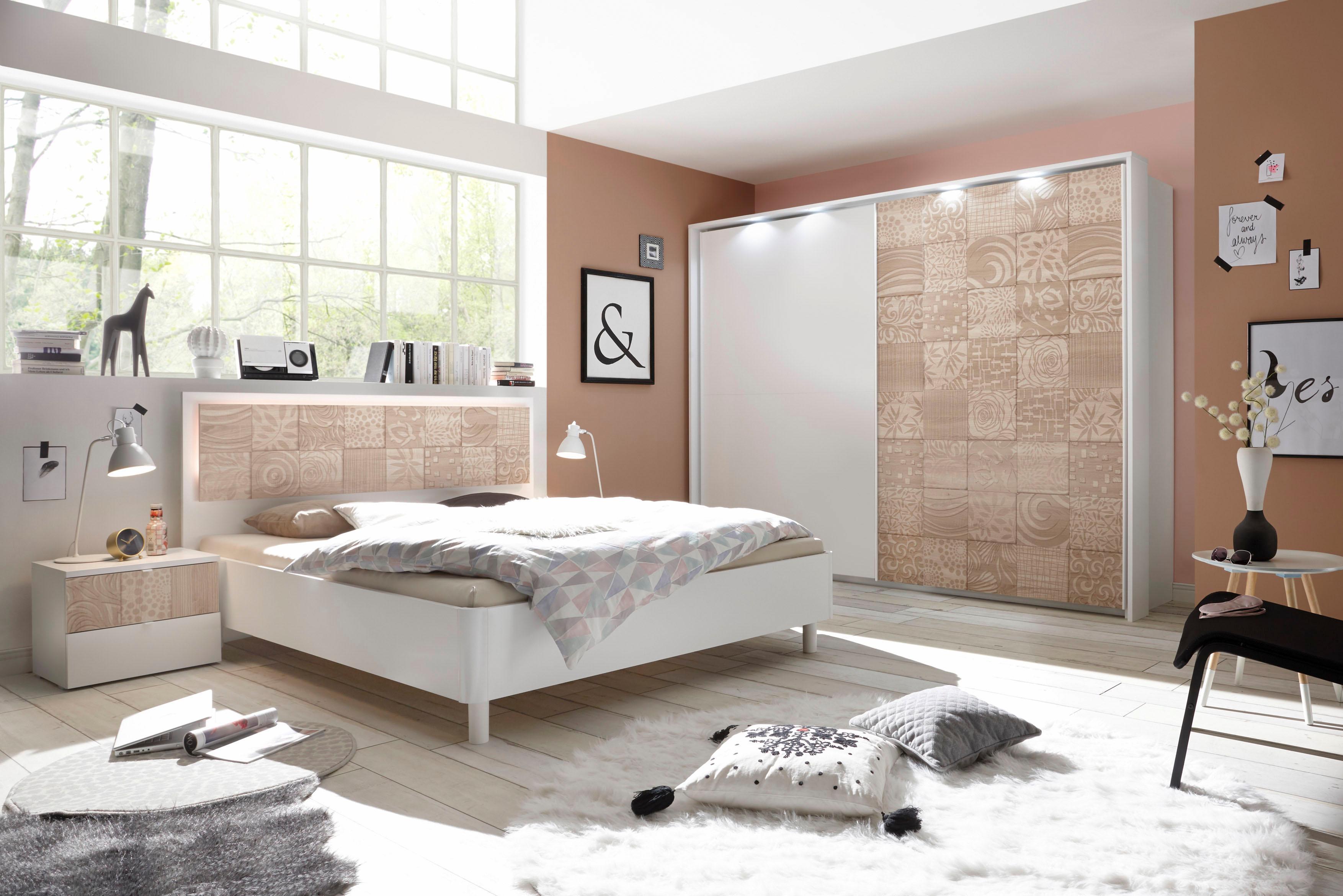 natur-lack Komplett-Schlafzimmer online kaufen | Möbel-Suchmaschine ...