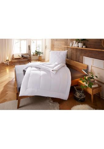Kunstfaserbettdecke, »Jubu Mais«, my home, normal, Füllung: Maisvlies aus Polyactid - Faser, Bezug: 100% Baumwolle kaufen