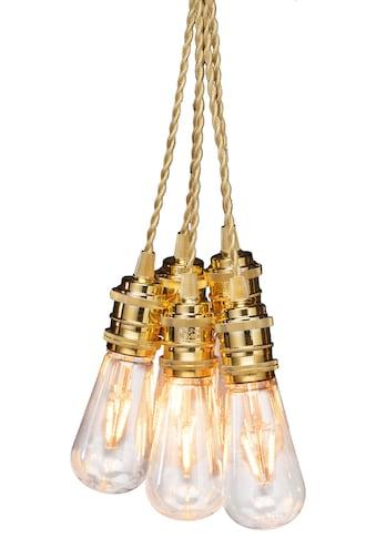 KONSTSMIDE LED-Lichterkette, 8 St.-flammig, LED globe Party Lichterkette, retro... kaufen