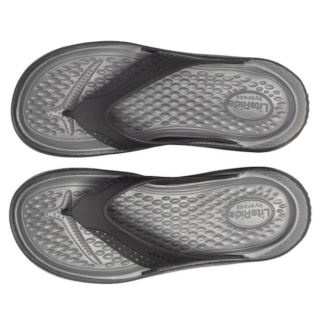 Crocs Zehentrenner »Lite Ride Flip«