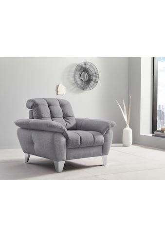 Places of Style Sessel »Bardi«, belastbar bis zu 140 kg, wahlweise mit... kaufen