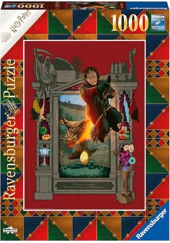 Ravensburger Puzzle »Harry Potter und der Feuerkelch«, Made in Germany, FSC® - schützt... kaufen
