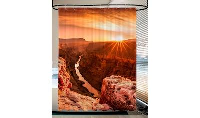 Sanilo Duschvorhang »Grand Canyon«, Breite 180 cm, Höhe 200 cm kaufen