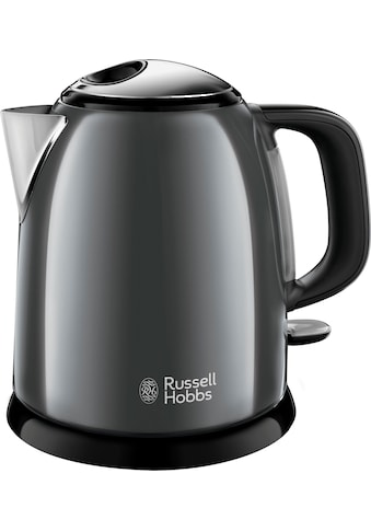 RUSSELL HOBBS Wasserkocher »Colours plus grau 24993-70«, 1 l, 2400 W kaufen