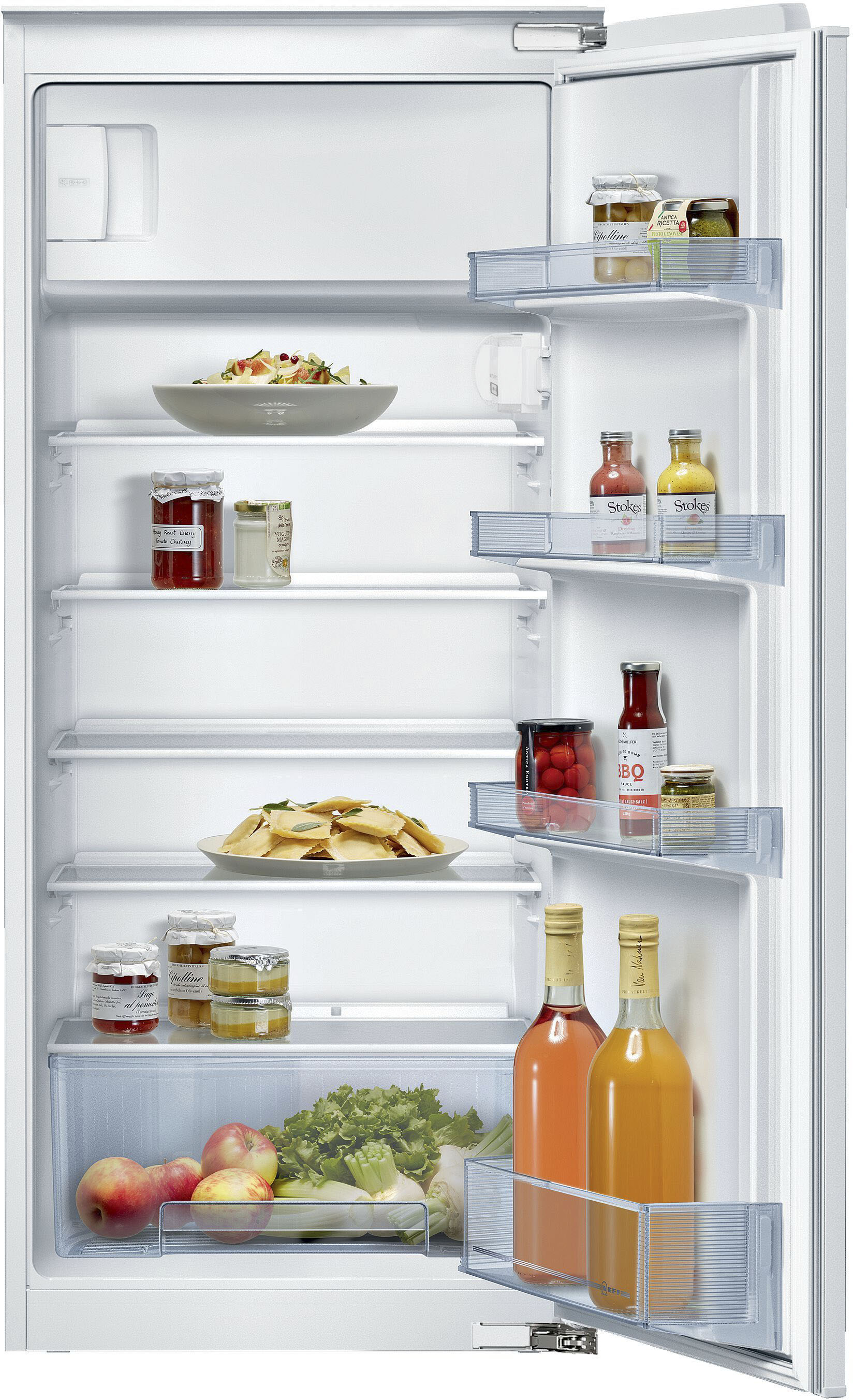 NEFF Einbaukühlschrank, K1555XFF1