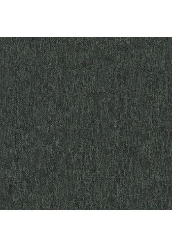 Teppichfliese »Austin«, quadratisch, 6 mm Höhe, grün, selbstliegend, leicht austauschbar kaufen
