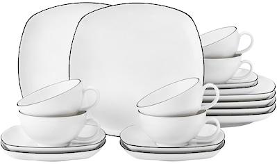Seltmann Weiden Teeservice »Lido«, (Set, 18 tlg.), 200 ml kaufen