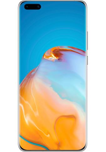 """Huawei Smartphone »P40 Pro+ 5G«, (16,7 cm/6,58 """" 512 GB Speicherplatz, 50 MP Kamera), 24 Monate Herstellergarantie kaufen"""
