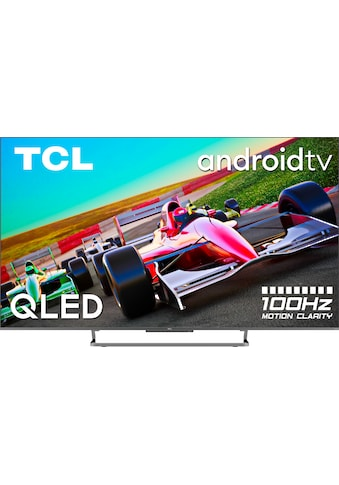 """TCL QLED-Fernseher »75C728X1«, 189 cm/75 """", 4K Ultra HD, Android TV, Android 11,... kaufen"""