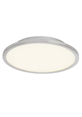 Brilliant Leuchten Ceres LED Deckenaufbau-Paneel 25cm eisen/weiß kaufen