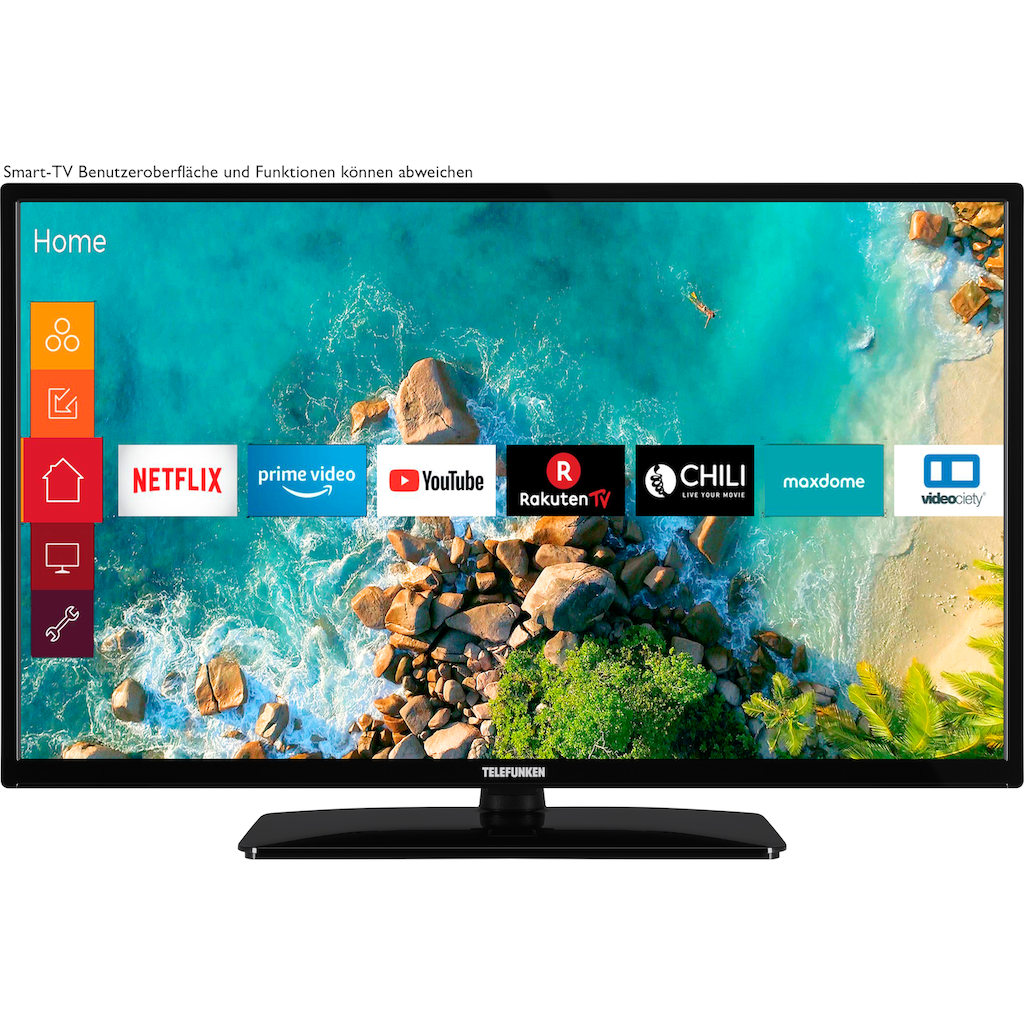 "Telefunken LED-Fernseher »OS-32H500«, 80 cm/32 "", HD-ready, Smart-TV"
