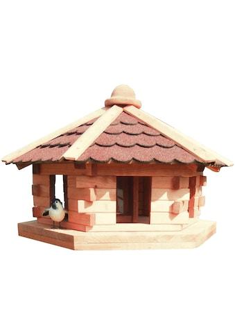promadino Vogelhaus »Knusperhäuschen«, BxTxH: 59x50x38 cm kaufen