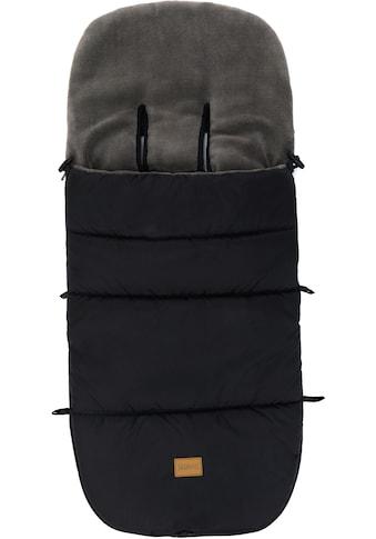 Fillikid Fußsack »Kinley Winterfußsack, schwarz« kaufen