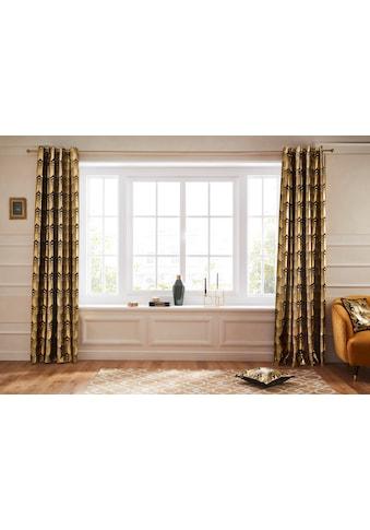 Guido Maria Kretschmer Home&Living Vorhang »Constanze«, Foliendruck kaufen