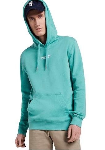 TOM TAILOR Denim Kapuzensweatshirt kaufen