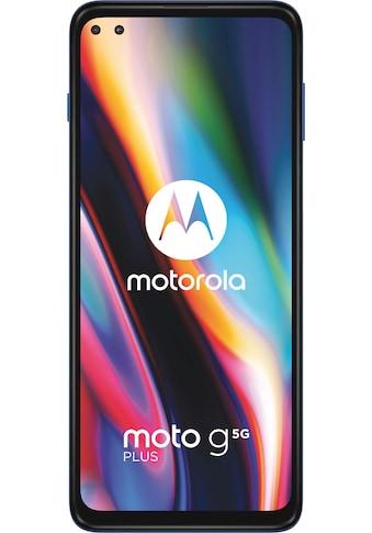 Motorola Moto G 5G plus Smartphone (17 cm / 6,7 Zoll, 128 GB, 48 MP Kamera) kaufen