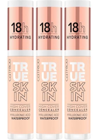 Catrice Concealer »True Skin High Cover Concealer«, (Set, 3 tlg.) kaufen