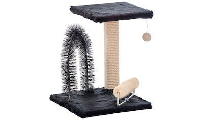 CAT DREAM Kratzbaum »Cat like«, B/T/H: 36/56/44 cm, schwarz kaufen
