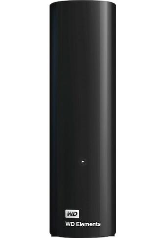 WD externe HDD-Festplatte »Elements Desktop 3.0 16TB« kaufen