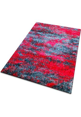 Hochflor - Teppich, »Everest 7128«, RESITAL The Voice of Carpet, rechteckig, Höhe 40 mm, maschinell gewebt kaufen