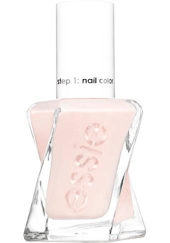 essie Gel-Nagellack »Gel Couture Nude« kaufen
