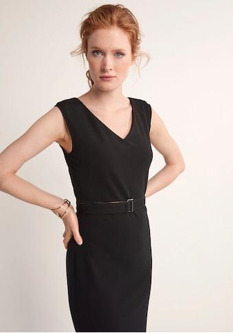 Comma Etuikleid, mit Taillengürtel kaufen