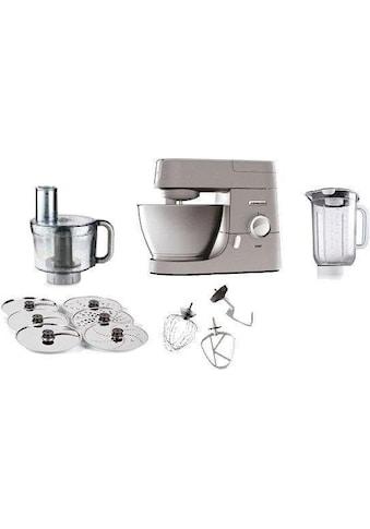 KENWOOD Küchenmaschine Chef KVC3150S, 1000 Watt, Schüssel 4,6 Liter kaufen