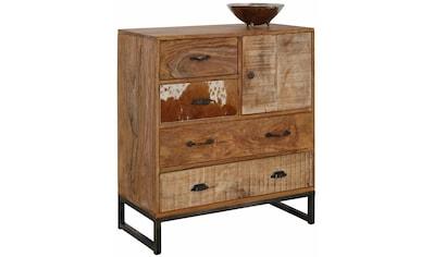 Home affaire Sideboard »Naresh«, Breite 80 cm kaufen