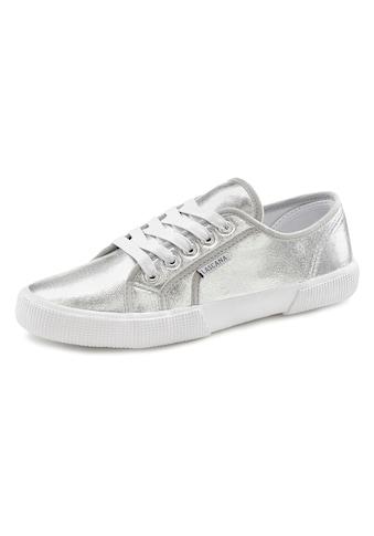 LASCANA Sneaker, in Metallic-Optik kaufen