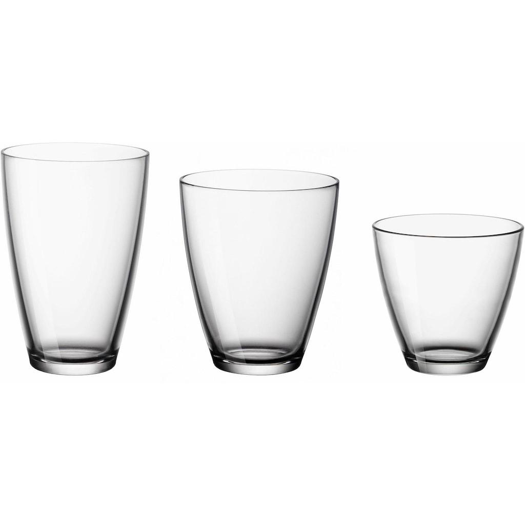 van Well Gläser-Set »Excellent«, (Set, 18 tlg.)