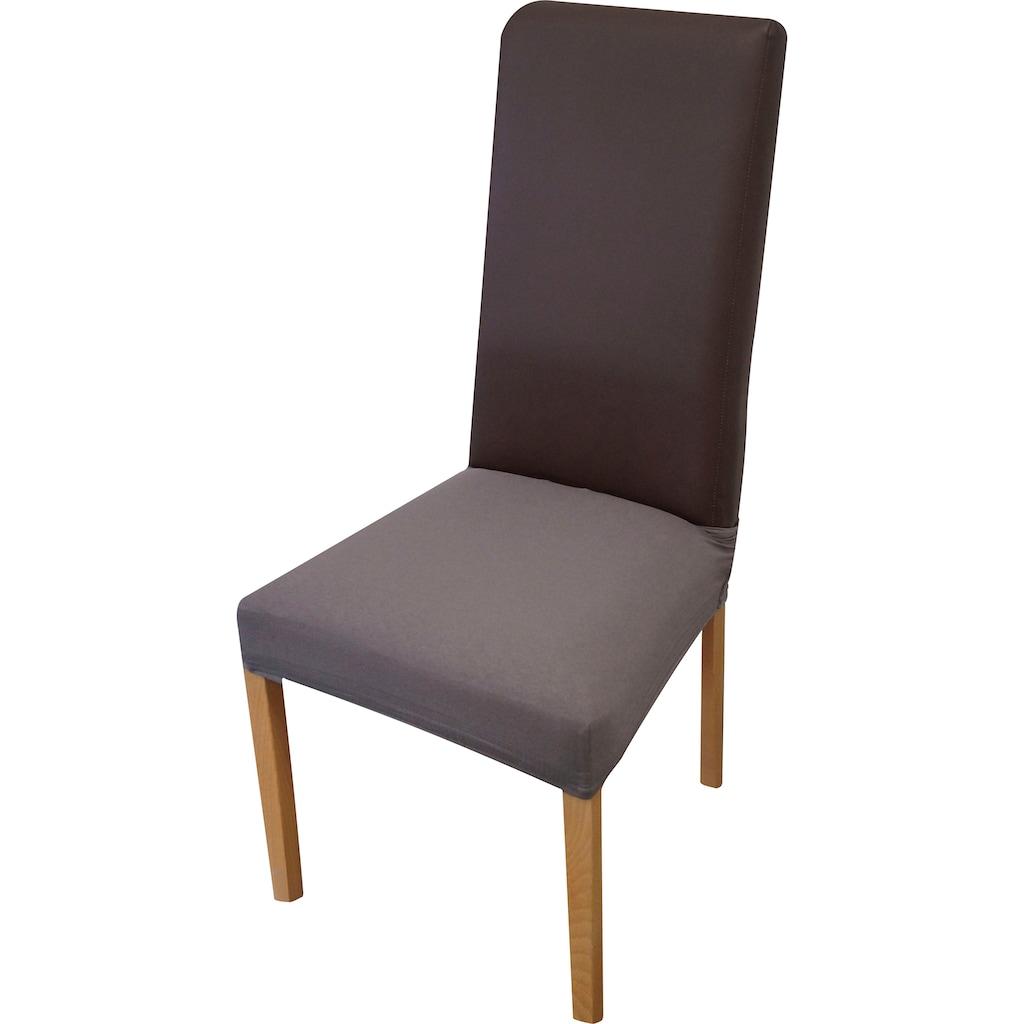 Dohle&Menk Sitzflächenhusse »Miriam«, mit hohem Baumwollanteil