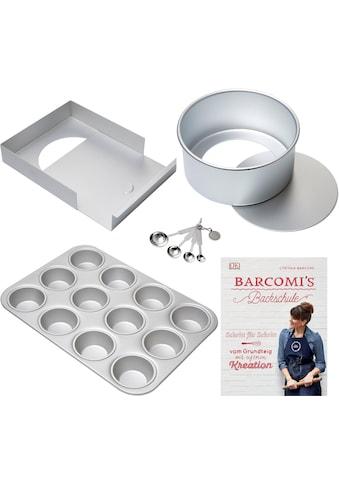 Cynthia Barcomi Backform »Einsteiger« (Set, 4tlg.) kaufen