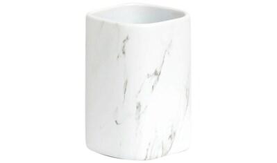 Zeller Present Zahnputzbecher »Marmor« kaufen