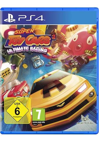PlayStation 4 Spiel »Super Toy Cars 2 Ultimate«, PlayStation 4 kaufen