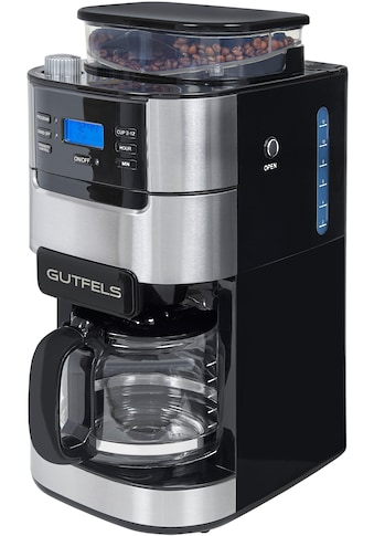 Gutfels Kaffeemaschine mit Mahlwerk KA 8102 swi, Papierfilter 1x4 kaufen