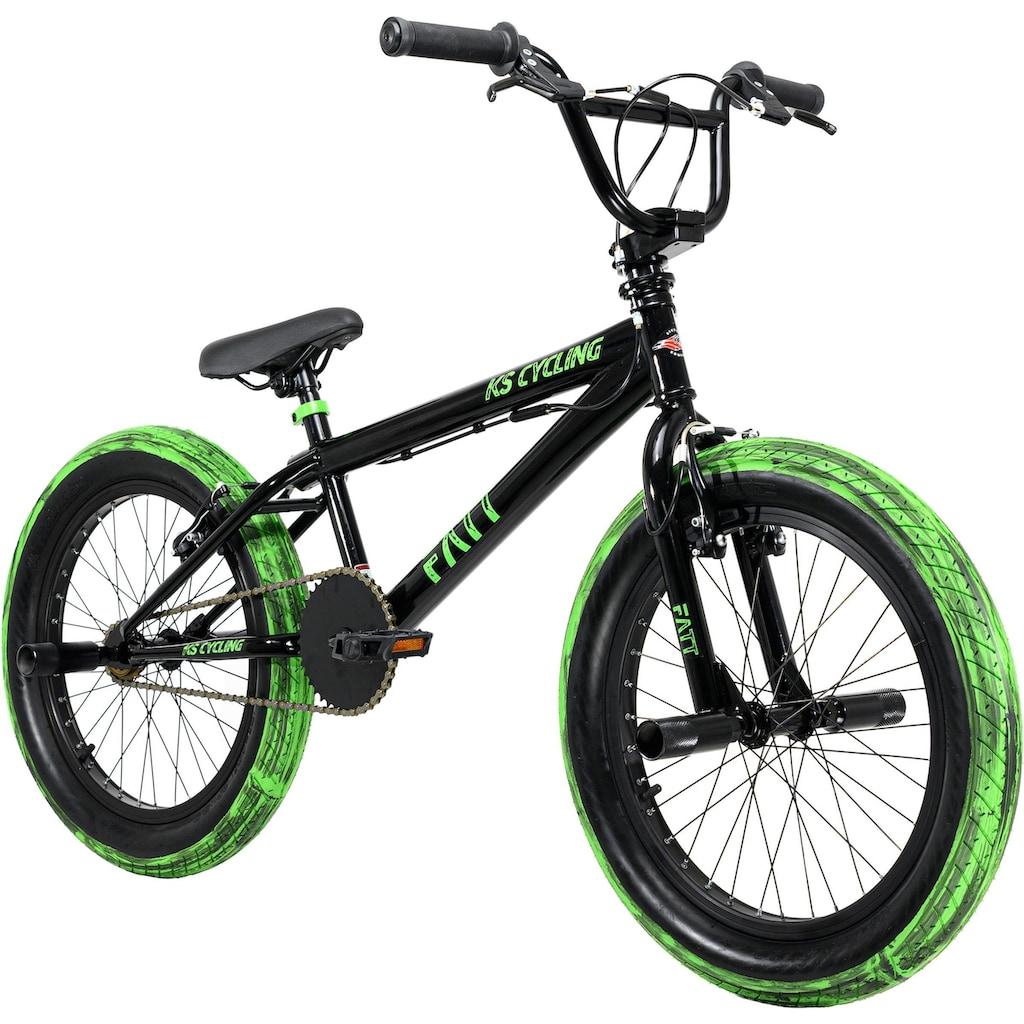 KS Cycling BMX-Rad »Fatt«