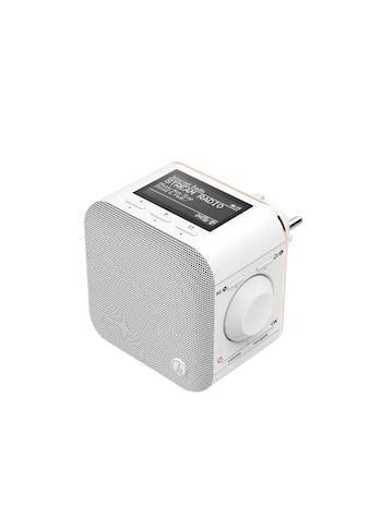 "Hama Internetradio ""IR40MBT - PlugIn"", Bluetooth®/Multiroom »App - Steuerung« kaufen"