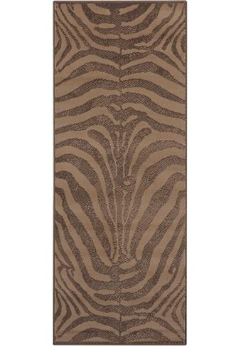 my home Läufer »Rufus«, rechteckig, 8 mm Höhe, Kurzflor kaufen